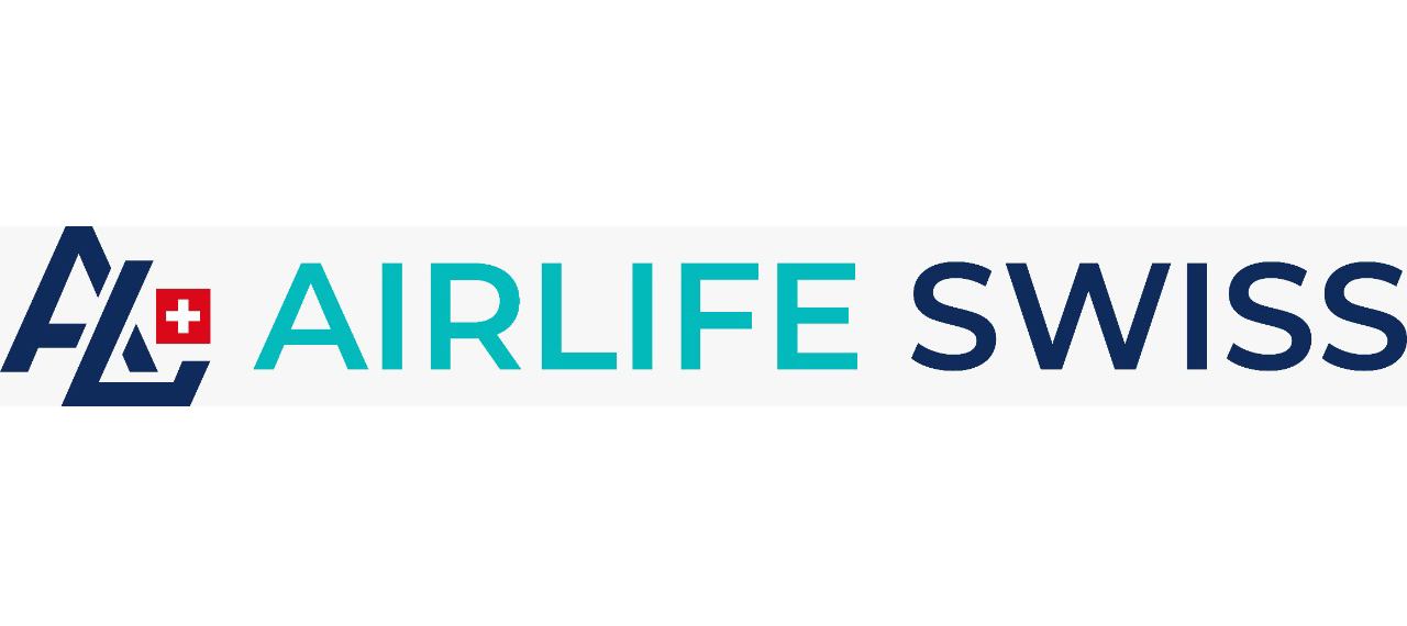 Airlife Swiss logo