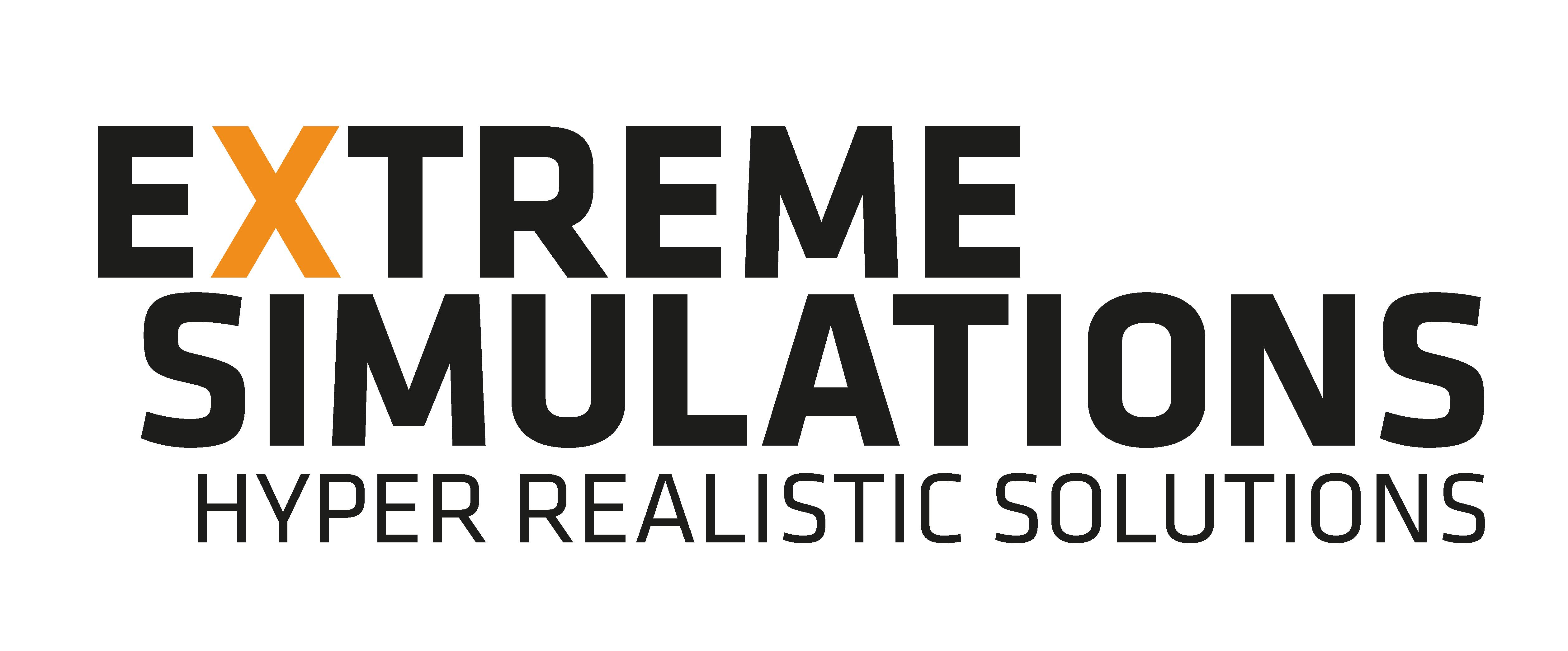 Extreme Simulations logo
