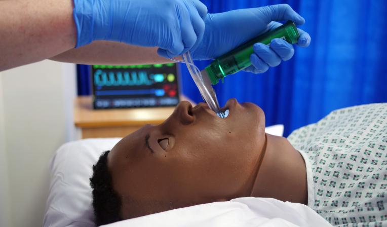 Leonardo Intubation