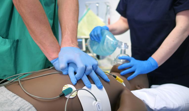 Dark Leonardo CPR