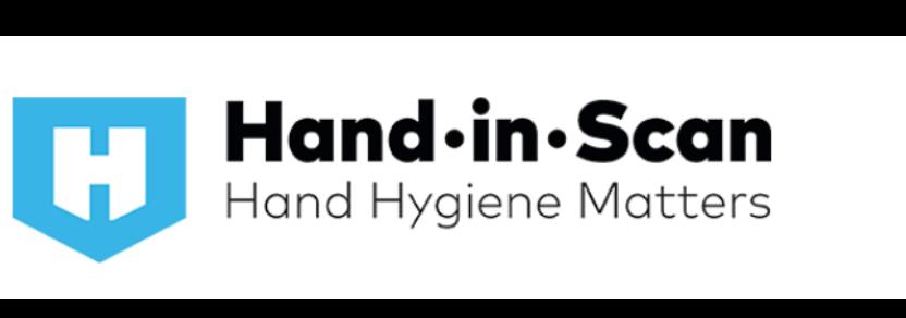 Hand In Scan logo